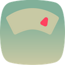 Cosmetics Scale Weight Icon