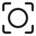 Scan Scanner Security Icon