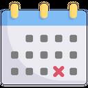 Business Marketing Schedule Icon