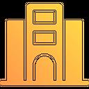 School Building School University Icon
