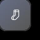 School Uniform Socks Icon