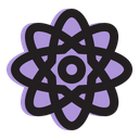 Chemistry Knowledge Education Icon
