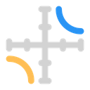 Science Axis Icon