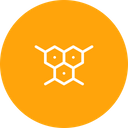 Science Research Cell Icon