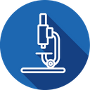 Science Research Study Icon