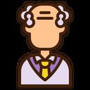 Scientist Avatar Man Icon