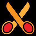 Scissor Tool Stationary Icon