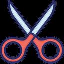 Scissor Tool Cut Icon
