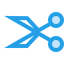 Scissors Tool Anchor Icon