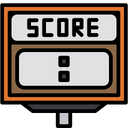Artboard Score Board Score Icon