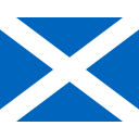 Scotland Flag Country Icon