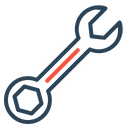 Screw Driver Fitting Icon