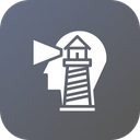 Sea Tower Light Icon