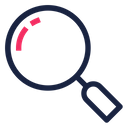 Search Magnifier Zoom Icon