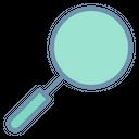 Search Magnification Exploration Icon