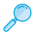 Search Item Magnifier Icon