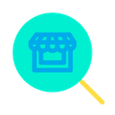 Search Store Icon