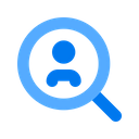 Search User Search Account Search People Icon