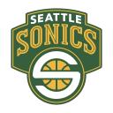 Seattle Supersonics Company Icon