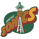 Seattle Supersonics Company Icon
