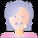 Secret Feeling Face Icon
