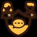 Secret Message Communication Chat Icon