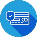 Secure Electronic Payment Icon
