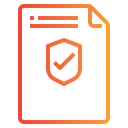 File Defence Protection File Defence Icon