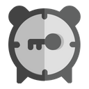 Secure Time Icon
