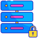 Secured Server Icon