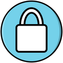 Security Lock Secure Icon