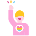 Self Esteem Human Behaviour Human Rights Icon