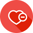 Self Esteem Heart Icon
