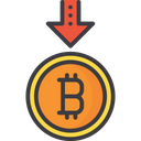 Sell bitcoin Icon