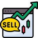 Sell Stockm Icon