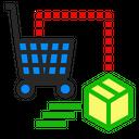 Marketing Shopping Product Icon