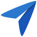 Arrow Send Message Icon