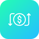 Send Receive Payment Icon