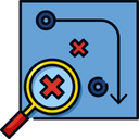 Seo Strategy Marketing Seo Performance Icon