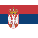 Serbia Flag Country Icon