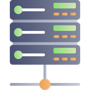 Server Connection Server Database Icon