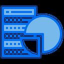 Hosting Internet Digital Icon