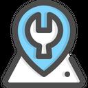 Service Location Location Service Icon