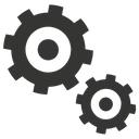 Gear Gears Cog Icon
