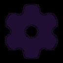 Setting Configuration Settings Icon