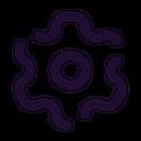 Setting Gear Configuration Icon