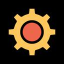 Cogwheel Management Preferences Icon