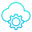 Setting Cloud Icon