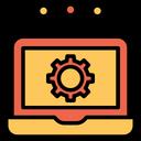 Setting Laptop Icon