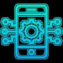 Setting Mobile Icon